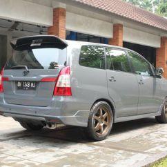 Suspensi All New Kijang Innova Toyota Yaris Trd Turbo Kit Sektor Dan Rem 2jz Juga Dibenahi Biar Lebih Safety Cat Abu Solid Seperti Ini Lagi Tren Nih