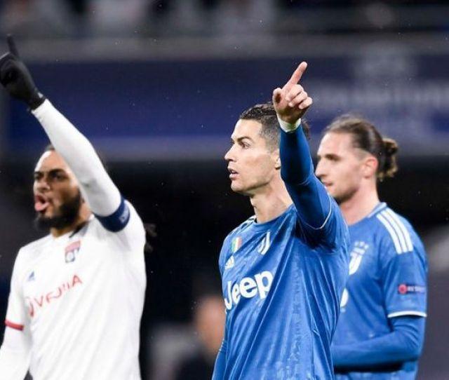 Hasil Liga Champions Cristiano Ronaldo Terbaik Dari  Top Scorer
