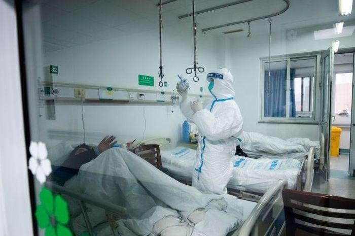 Status Kasus Penyebaran Virus Corona Jadi Kejadian Luar Biasa, Ini ...