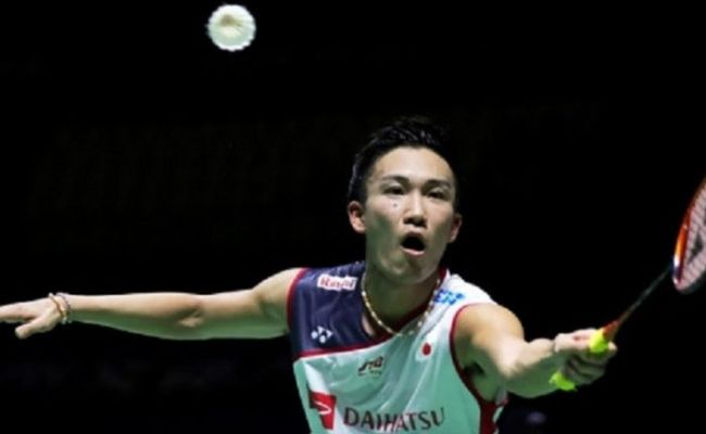 Baru Saja Juara All England Open 2019 Kento Momota Incar