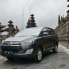 Toyota All New Kijang Innova Harga Venturer 2017 Si Generasi 6 Tampil Serba Lebih Untuk Keluarga Indonesia