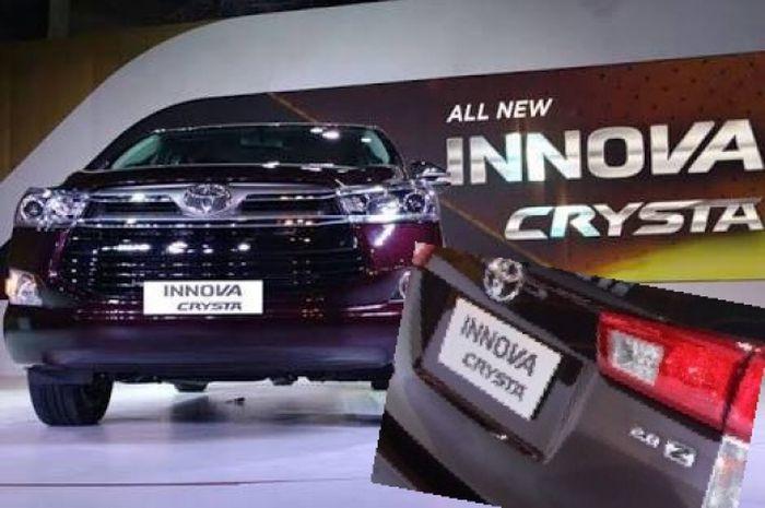 meja lipat all new kijang innova grand avanza 1.3 e m/t 2018 membandingkan toyota crysta dengan no caption credit delhi
