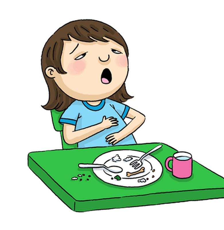 Gambar Anak Sakit Perut Kartun - Kata Mutiara