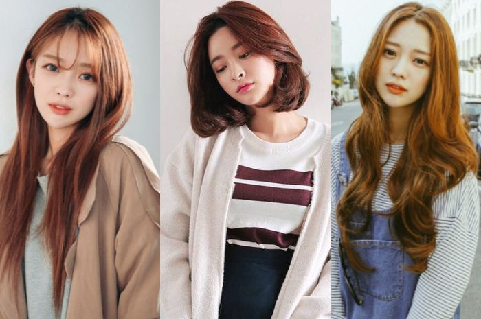 Inspirasi Model Gaya Rambut Korea Kekinian Yang Bisa Kamu Tiru