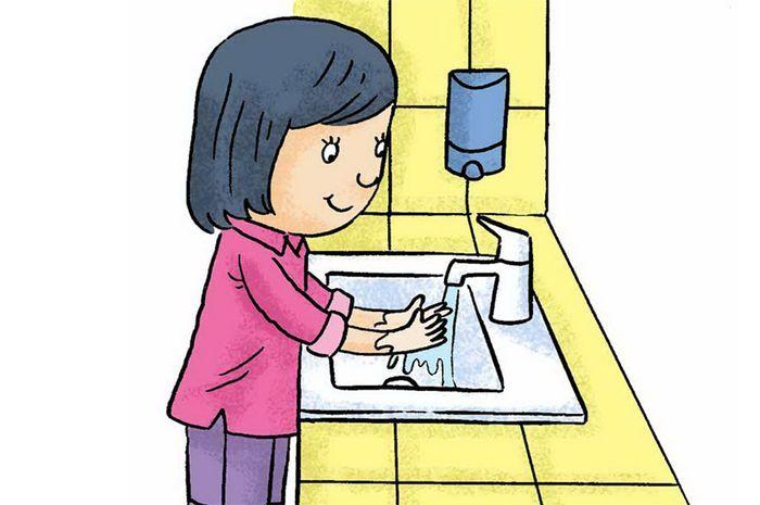 Agar Tidak Keliru, Cari Tahu Cara Mencuci Tangan yang Benar, Yuk ...