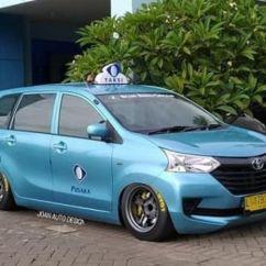 Grand New Avanza Ceper Lebar Toyota Taksi Ini Dibuat Dan Gaul Abis Gridoto Com Dimodifikasi Digital