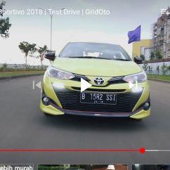 Toyota Yaris Trd 2018 Harga Grand New Veloz Out Now Video Tes Lengkap Sportivo Cvt Telah Tayang Di Kanal Youtube Gridoto