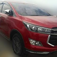 All New Kijang Innova Q Diesel Perbedaan Agya G Dan Trd Toyota Venturer Masuk Discontinued