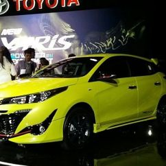 Harga New Yaris Trd 2018 No Mesin Grand Avanza Toyota Meluncur Tambah Rp 1 5 Juta Dari All