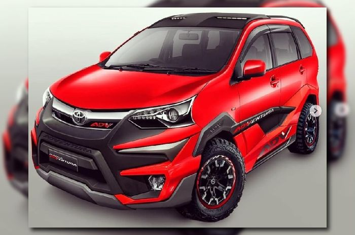 grand new veloz modifikasi corolla altis vs skoda octavia digital toyota avanza jadi rasa fortuner nih sob adventura
