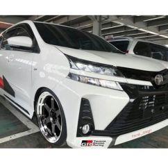 All New Avanza Veloz 2019 Grand Pertalite Ganteng Toyota Pakai Pelek Legendaris Dan Modifikasi Digital Terbaru