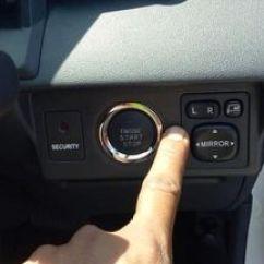 Cara Mematikan Alarm Grand New Avanza All Vellfire Price Maling Bisa Frustasi Sama Toyota Hidupkan Mesinnya Beda Baru Sudah Disematkan Start Stop Button