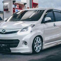 Grand New Avanza Veloz Modifikasi Yaris Cvt Trd Dibikin Ceper Toyota Malah Terlihat Elegan Semua Tampil