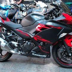 Oli Grand New Avanza Berapa Liter Vs Xenia Ternyata Kapasitas Mesin Ninja 250 Enggak Sampai 2 Kawasaki 250r