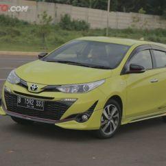 Toyota Yaris Trd Sportivo 2018 Indonesia Brand New Camry Se Seberapa Kencang Irit Punya Performa Lebih Baik Dari Sebelumnya