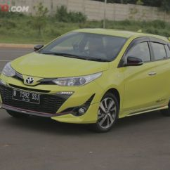 Toyota Yaris Trd Vs Honda Jazz Rs Beda All New G Dan Kesimpulan Data Test Komparasi Sportivo Jauh Lebih Nyaman Dibanding