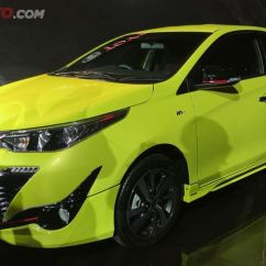 Toyota Yaris Trd Modif Harga Grand New Avanza 1.3 G M/t Basic Out Now Video Impresi Awal Sportivo 2018 Semua