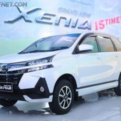 Grand New Avanza Vs Great Xenia Venturer Innova Ini Detail Daihatsu Yang Meluncur Usai
