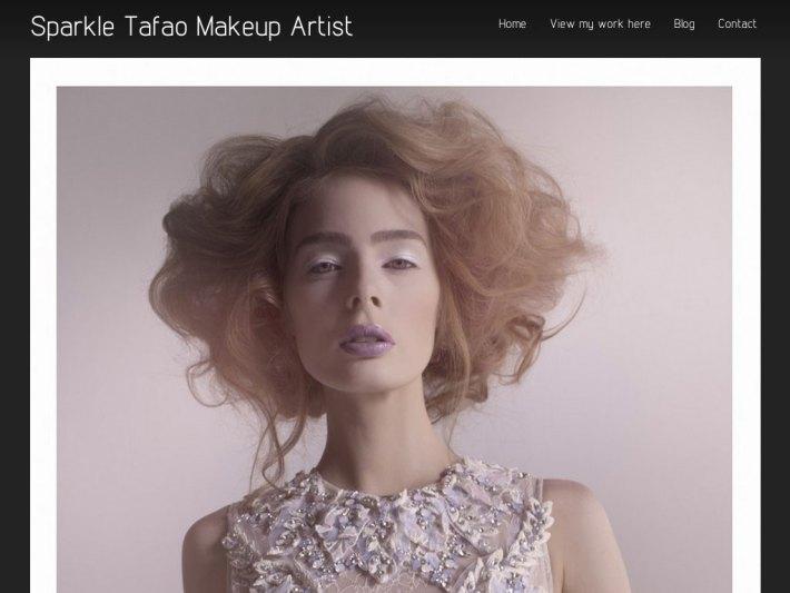 online makeup artist portfolio examples - foliohd