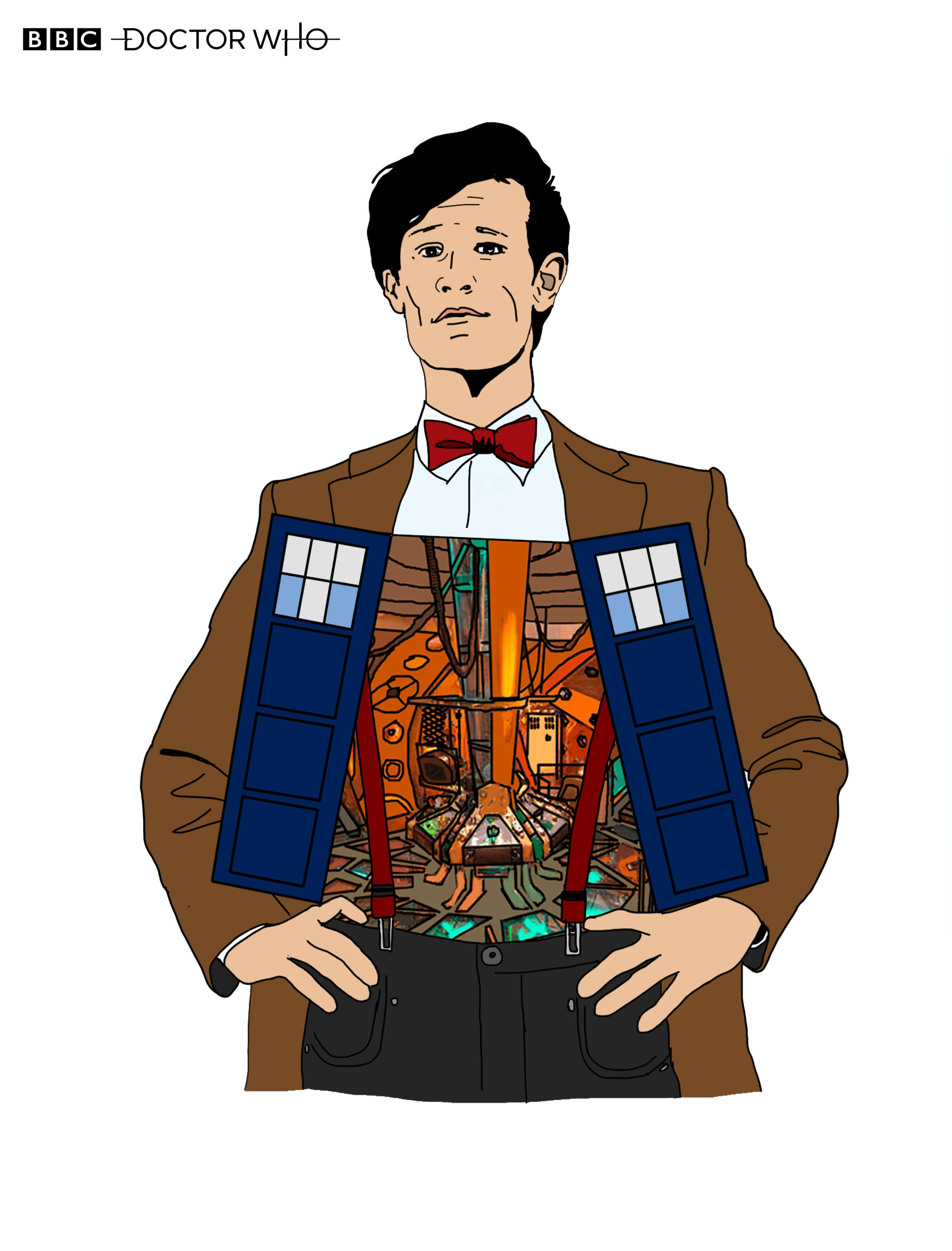 Doctor Who Fan Art : doctor, Competition, Winners, Announced, Doctor
