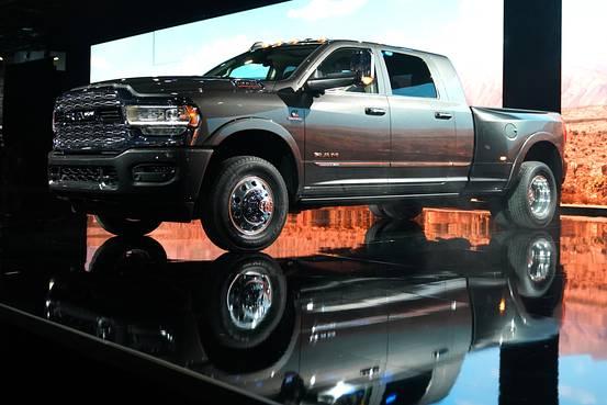 big truck # 13