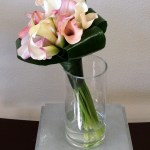Contemporary Calla Lily Bouquet In Las Vegas Nv Signature Flowers