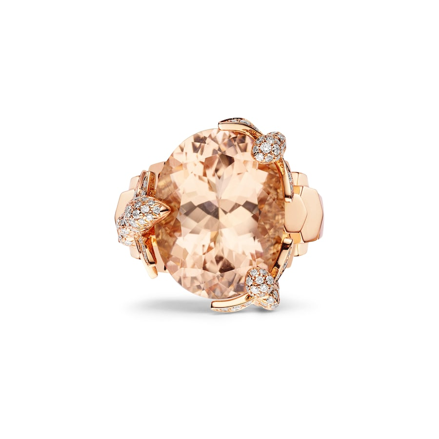 Exquises ring - Pink Gold - Chaumet