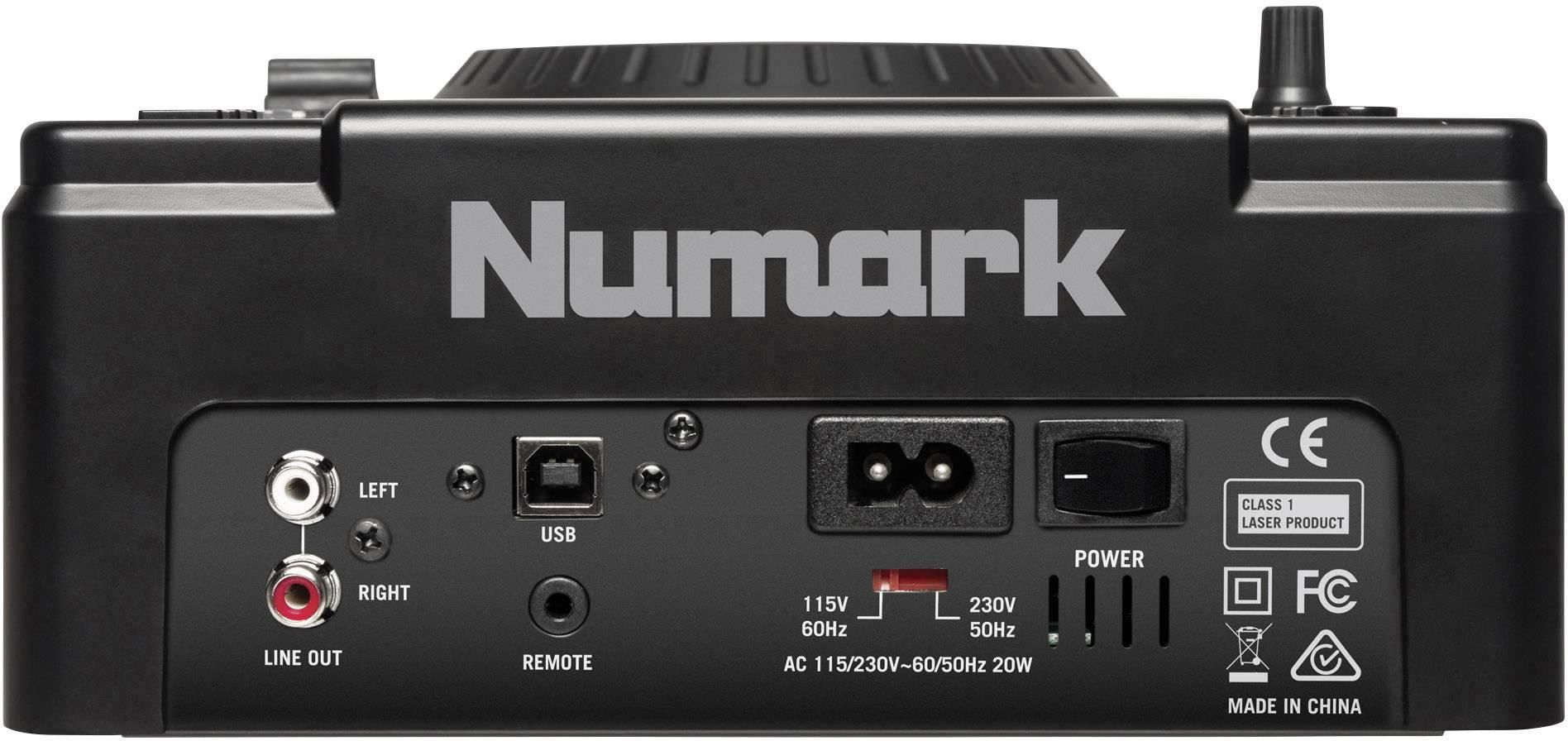 Dj Cd Player Numark Ndx500