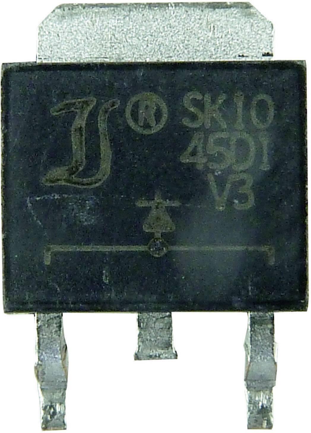 diode bridge tru components tc s16 msd 2 to 263ab 1000 v [ 1000 x 1000 Pixel ]