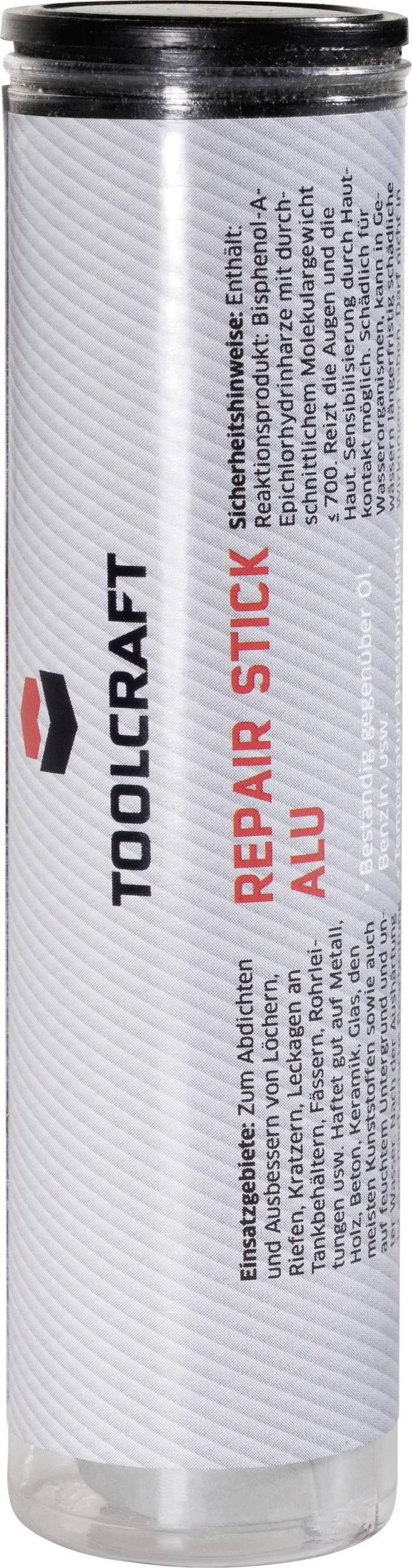 Toolcraft Repair Glue Stick (Alloy) Esta.56 56 G From Conrad.Com