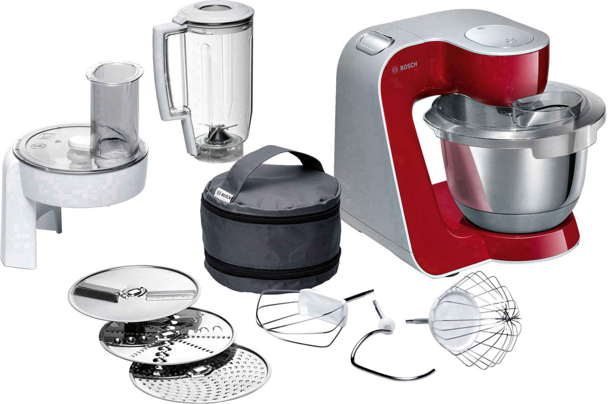 Bosch Haushalt Mum Food Processor W Dark Red