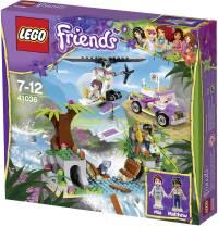 Lego Friends Jungle Bridge Rescue 365pc(s) from Conrad.com