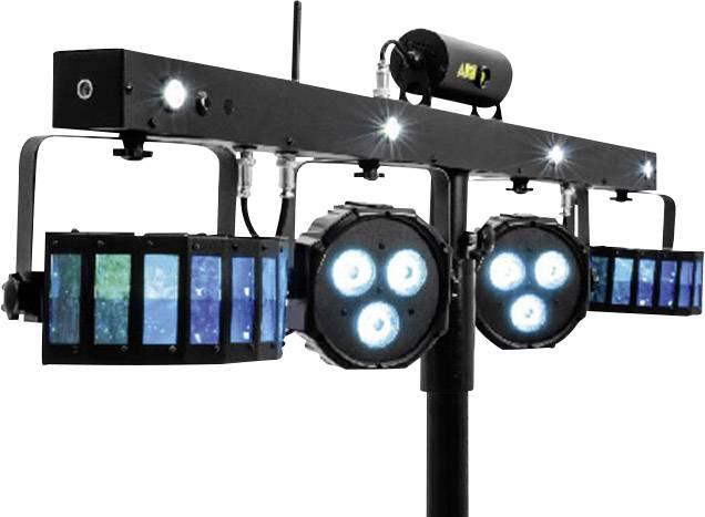 eurolite led kls laser bar fx lichtset led stage lighting system