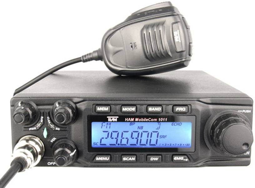 hight resolution of cb radio team electronic pr8109 ham mobile com 1011