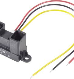 your review sharp gp2y0d02yk distance sensor  [ 2520 x 1835 Pixel ]