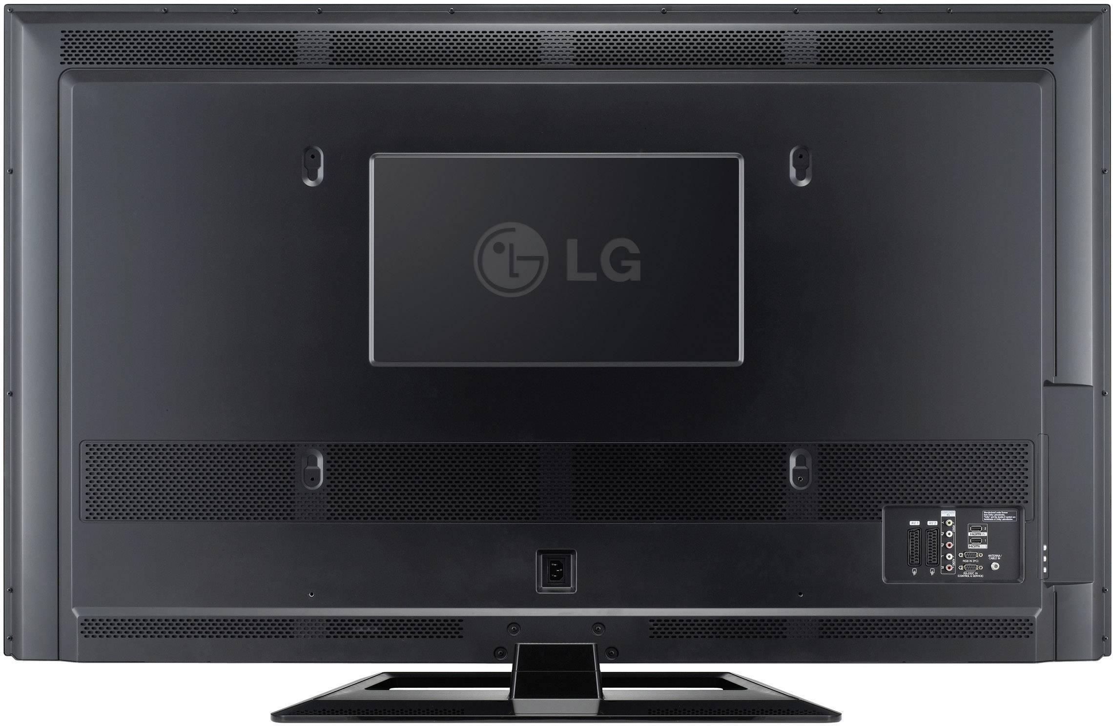 Lg Electronics 60pa6500 155 Cm 60 Plasma Tv