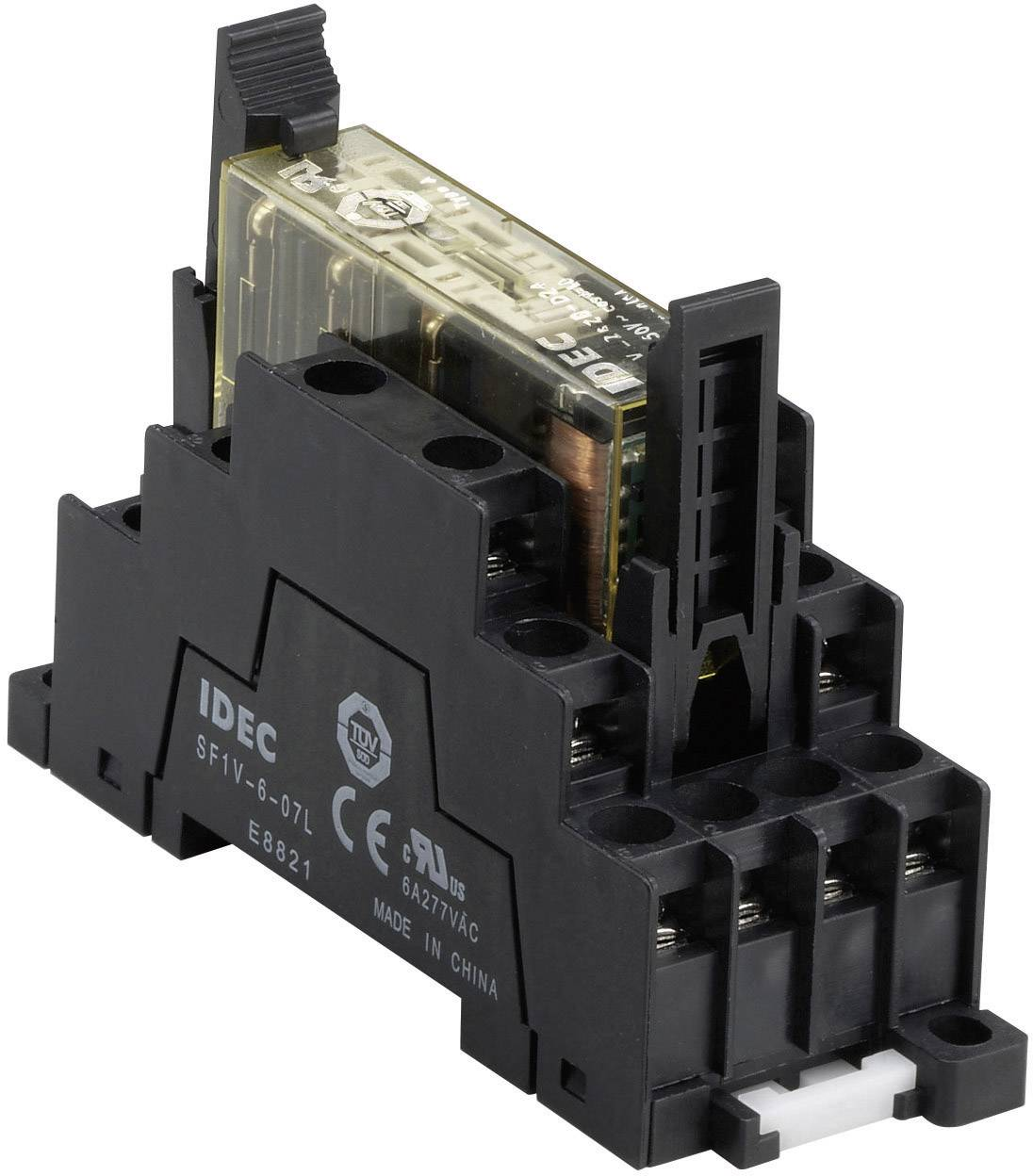 relay socket 1 pc s idec sf1v 6 07l compatible with series [ 1000 x 1000 Pixel ]