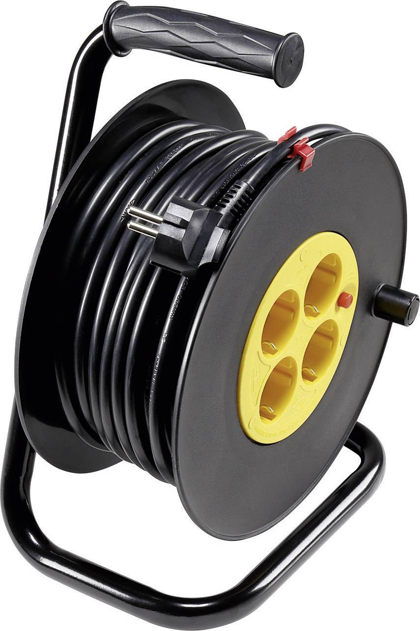 hight resolution of eu plug black 230 v