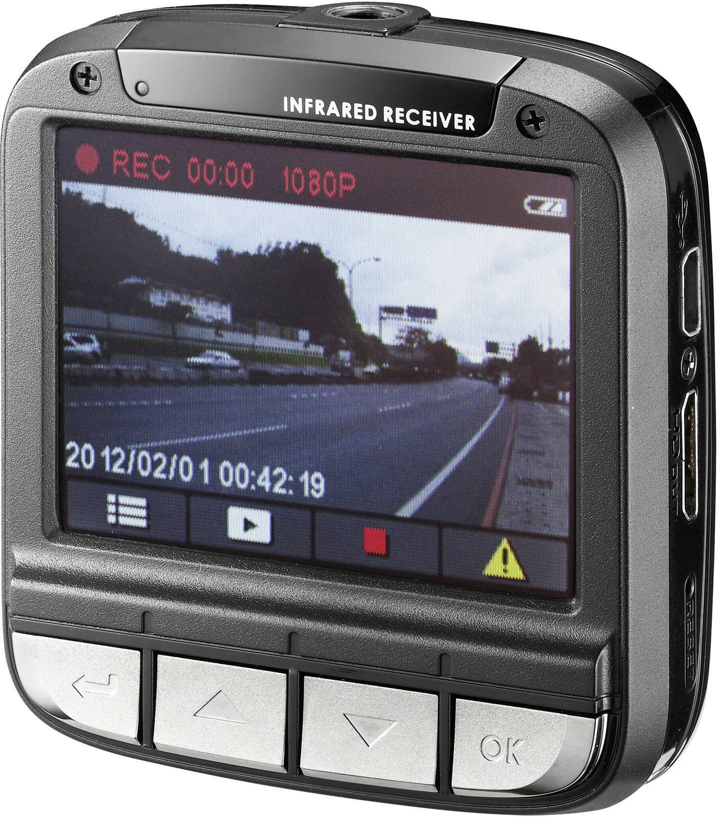 car camera hp autozubeh r full hd auto camcorder f200 horizontal viewing angle 128 12 [ 1000 x 1000 Pixel ]