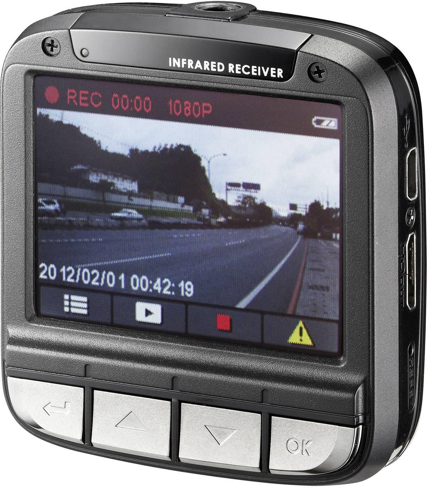 medium resolution of car camera hp autozubeh r full hd auto camcorder f200 horizontal viewing angle 128 12