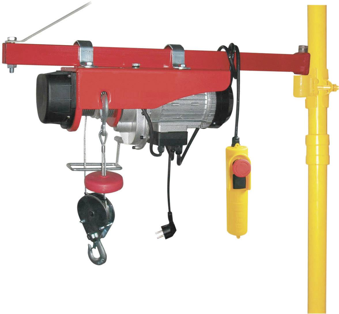 medium resolution of electric cable hoist 495 990kg