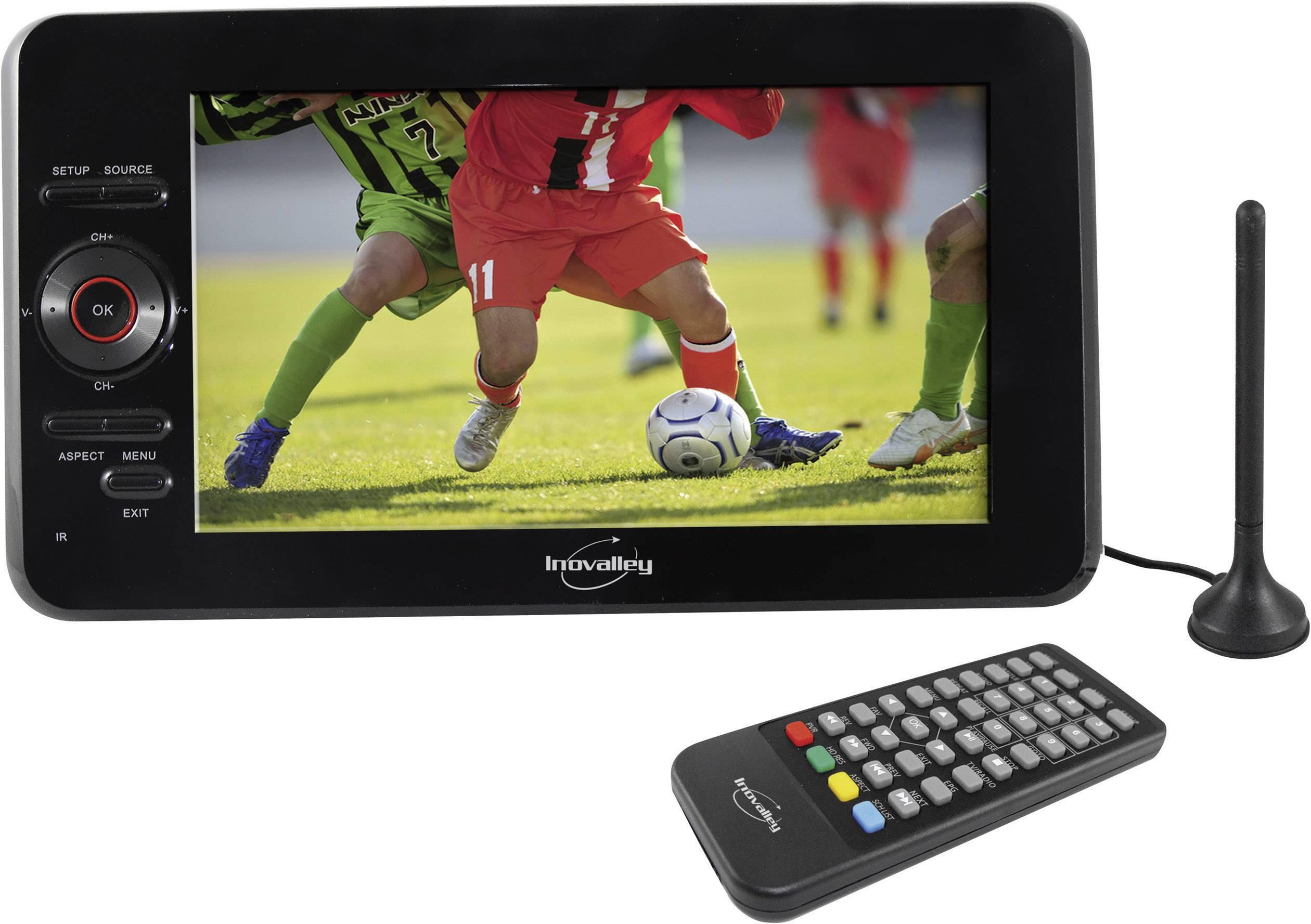 tv portable avec tuner tnt integre