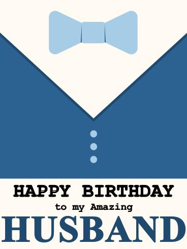 Printable Birthday Cards For Husband : printable, birthday, cards, husband, Groom, Always, HAPPY, BIRTHDAY, HUSBAND, CARDS, Birthday, Greeting, Cards, Davia