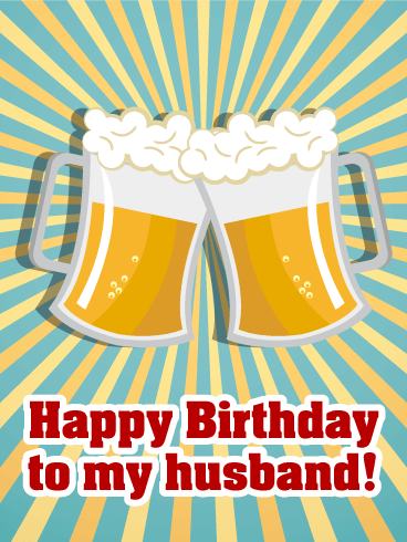 Beer Happy Birthday Cards Birthday & Greeting Cards By