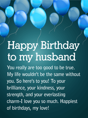 to my partner for