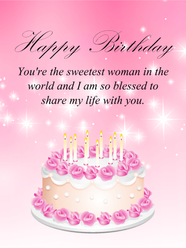 happy birthday cake cards