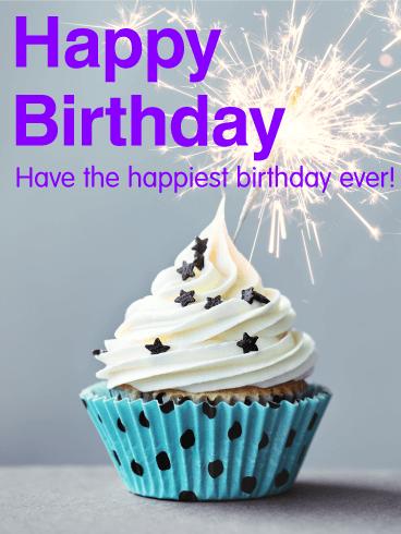 have the happiest birthday