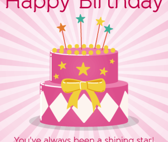 For My Brilliant Niece Happy Birthday Youve Always Been A Shining Star