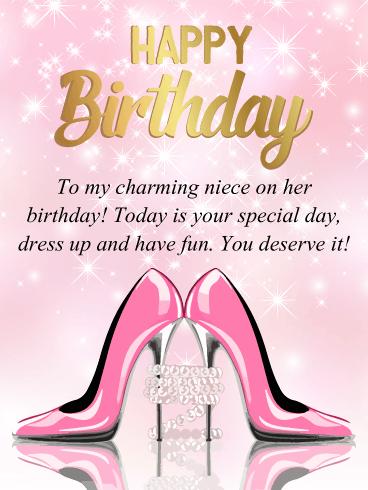 Happy 21st Birthday To My Niece : happy, birthday, niece, Happy, Birthday, Niece, Messages, Images, Wishes, Davia