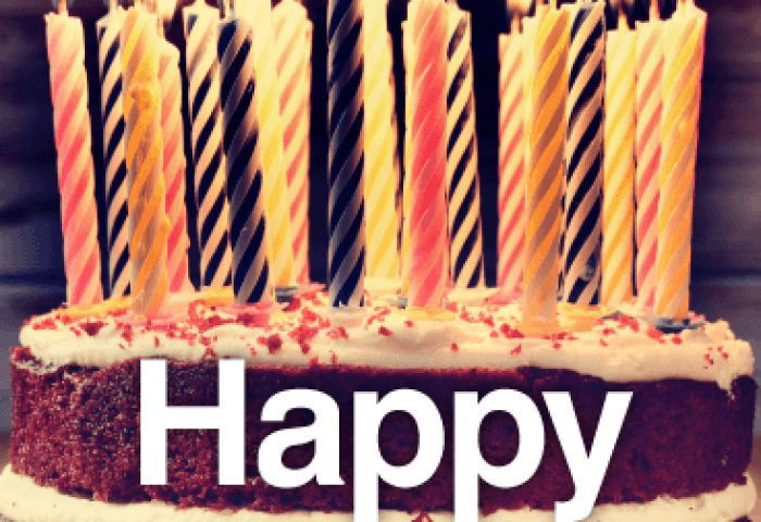 Blow Out The Candles Happy Birthday Card Birthday Greeting